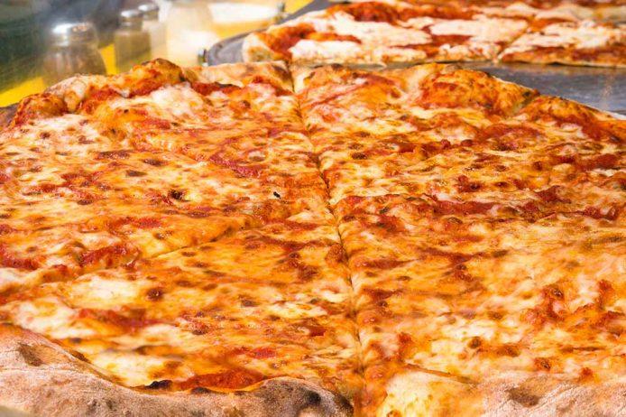 New Jersey Usulü Pizza