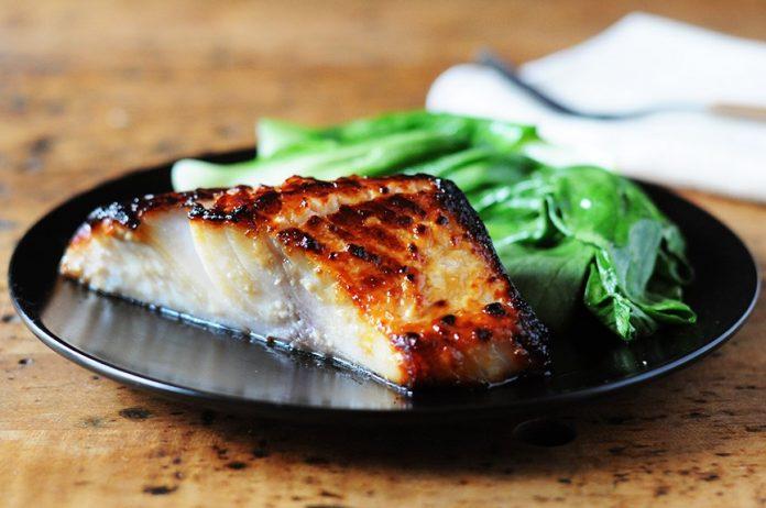 Siyah Morina Balığı