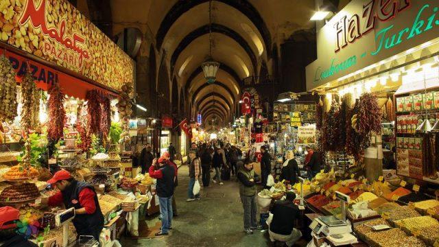 Tarihi Mısır Çarşısı, İstanbul