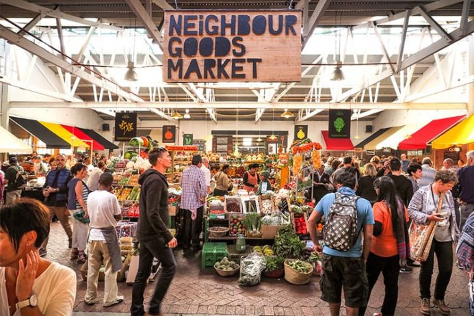 The Neighbourgoods Market, Cape Town
