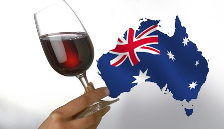 Avustralya şarap