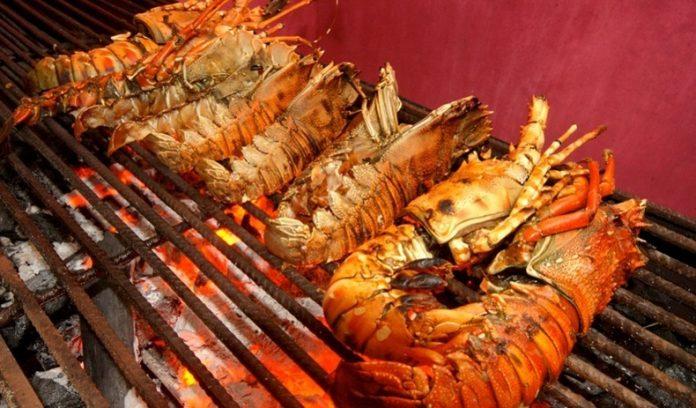 deniz ürünleri