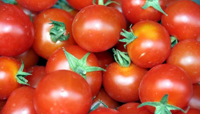 Kiraz domatesi