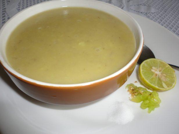 Mtori: Muz Çorbası