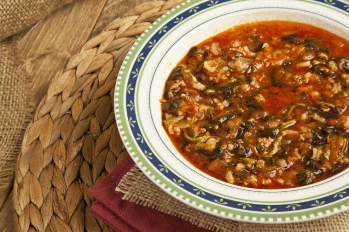 Sopa de Belgroegas