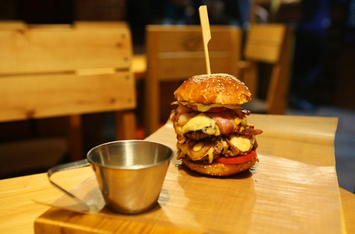 The Bebop Burgers