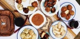 Cotonou Geleneksel Yemekleri