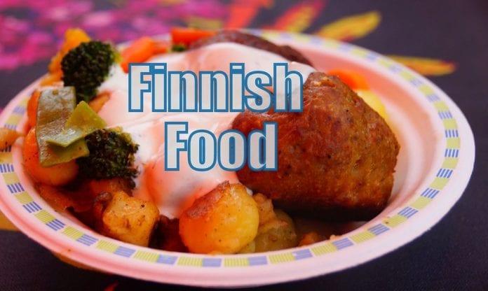 Finlandiya Mutfağı
