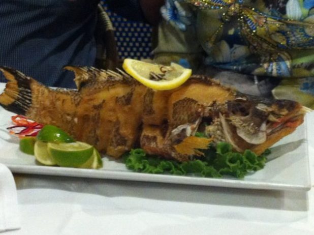 Balık kazablanka