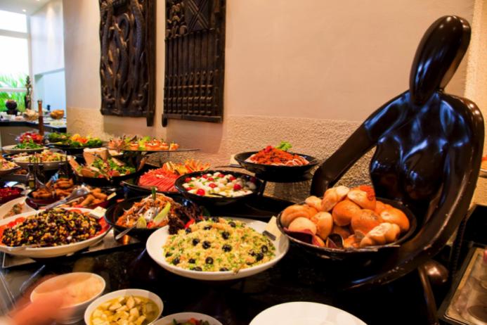 Gana geleneksel yemekleri