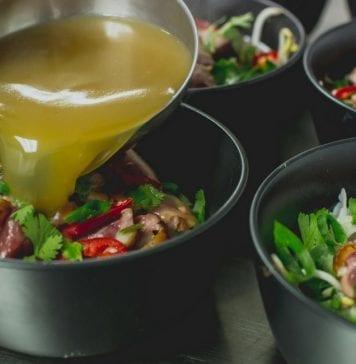 Geleneksel Gabon Yemekleri