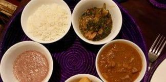 Kigali yemekleri