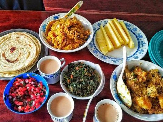 Nairobi'de ne yenir?