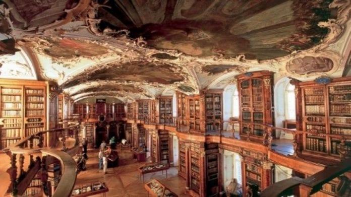 Abbey Kütüphanesi