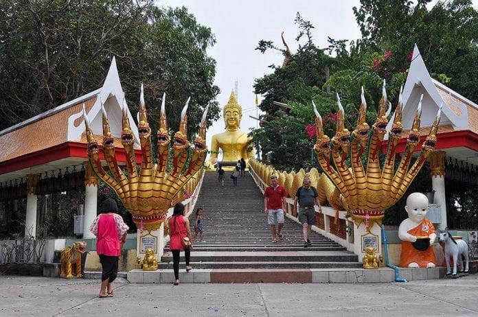 Big Buddha Tepesi