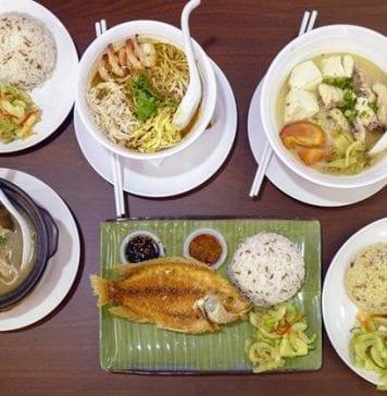 Borneo'da ne yenir? Ne içilir?