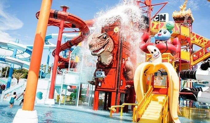 Cartoon Network Amazone Tema Park