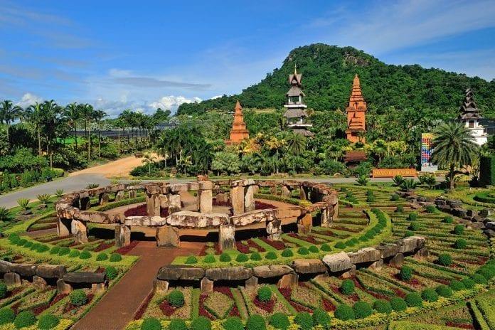 Nong Nooch Tropical Botanic Garden