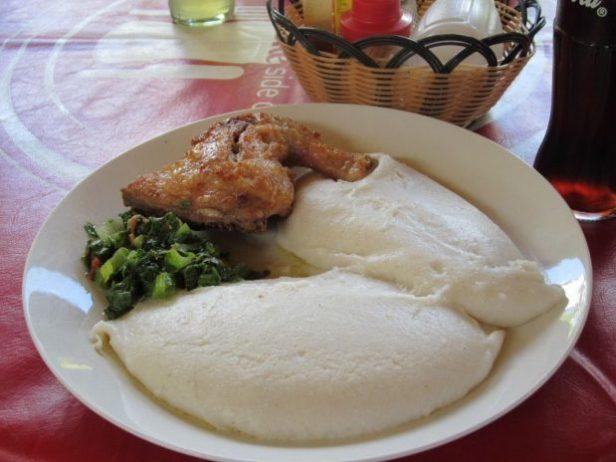 Zambiya yemekleri