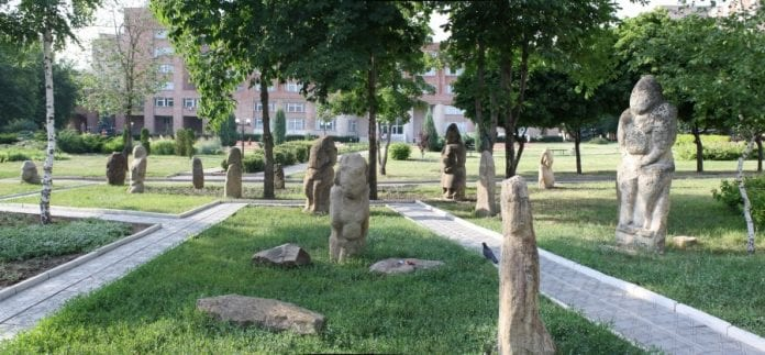 Park of Stone Statues