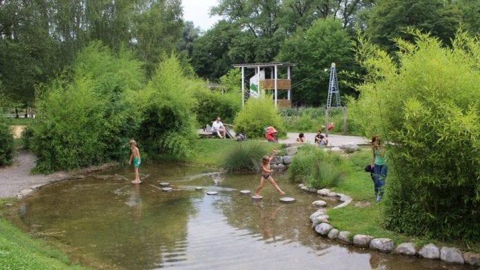 Stadtpark Neue Welt