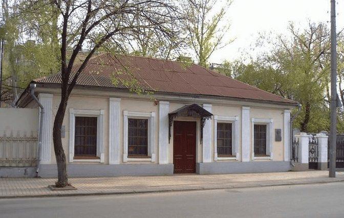 Vladimir Dahl's House