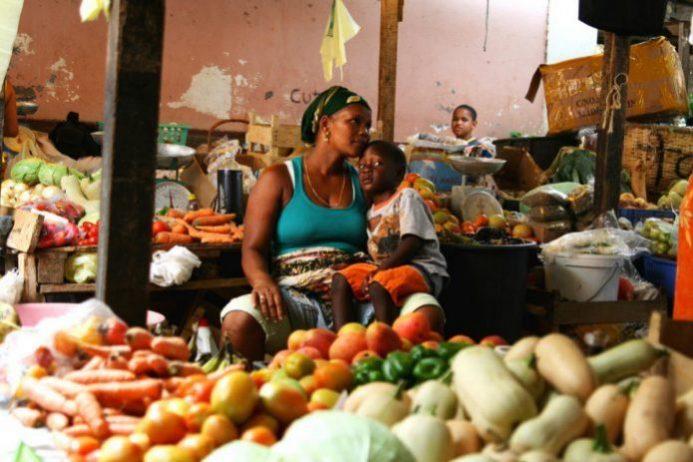 Yeşil Burun Adası'nda ne yenir?