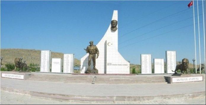 Cumhuriyet Şehitler Anıtı
