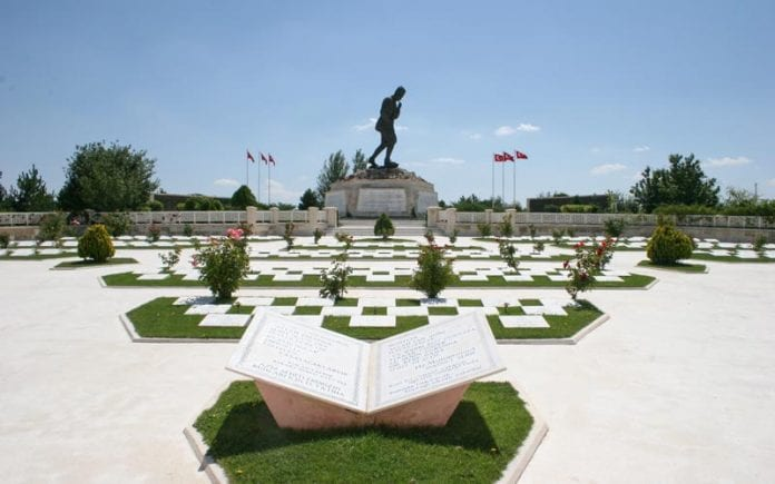 Başkomutanlık Milli Parkı