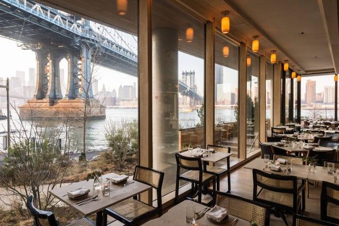 celestine newyork restoran