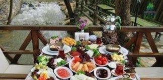 bursa kahvaltı