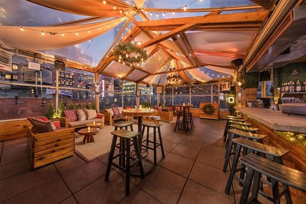 haven teras restoran newyork