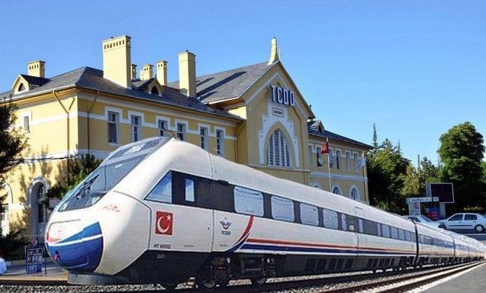 kayseri tren istasyonu