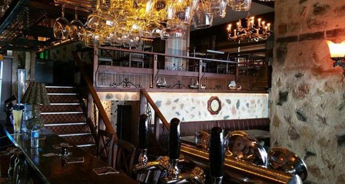 North sea irish pub