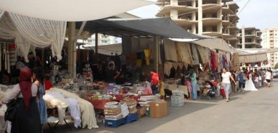 Mersin sosyete pazarı
