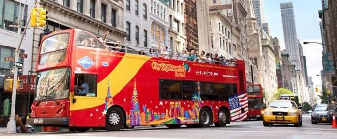 CitySights NY Çift Katlı Otobüs Turları