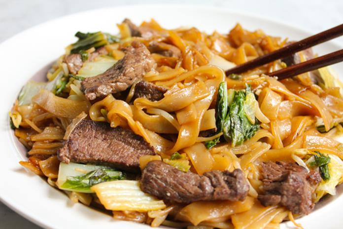 Hefen Noodles