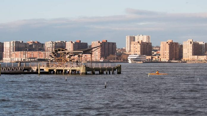 Hudson Nehri Pier 66