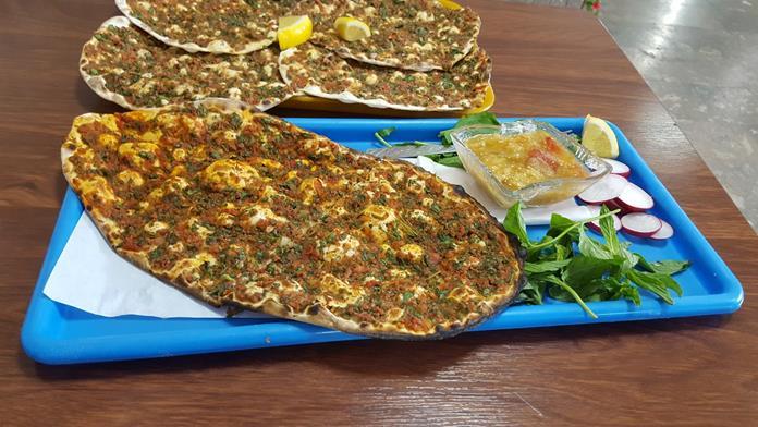 Erivan yemekleri