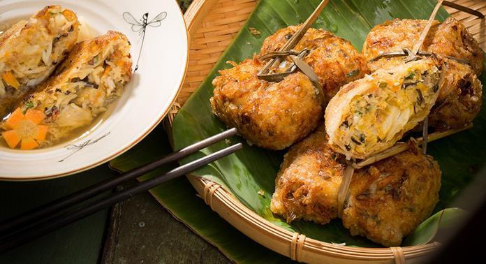 Hanoi yemekleri
