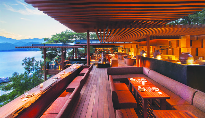Qlounge at d resort