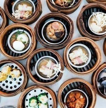 Şangay yemekleri