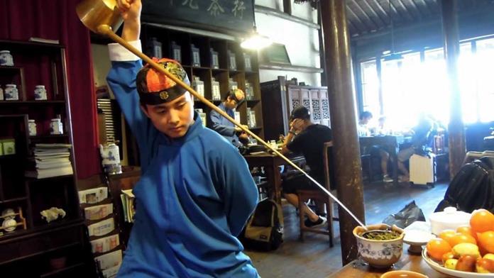 Hangzhou'da ne içilir