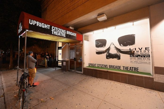 Upright Citizens Brigade Tiyatrosu