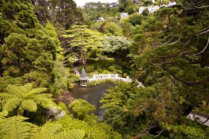 Wellington Botanik Bahçesi
