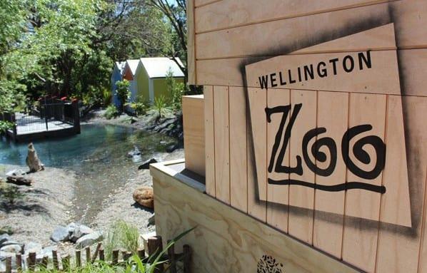 Wellington Hayvanat Bahçesi