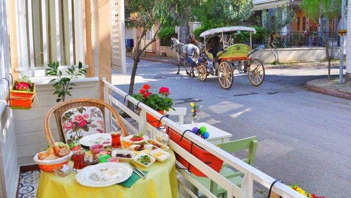 Ada Kahvaltı Büyükada