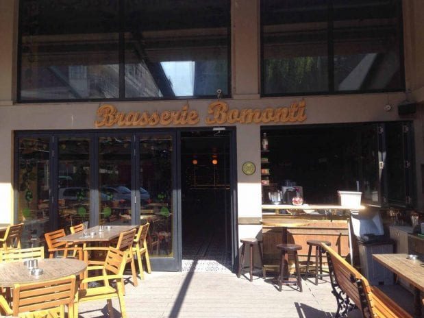 Brasserie Bomonti Ankara