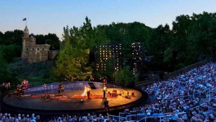 Central Park Shakespeare