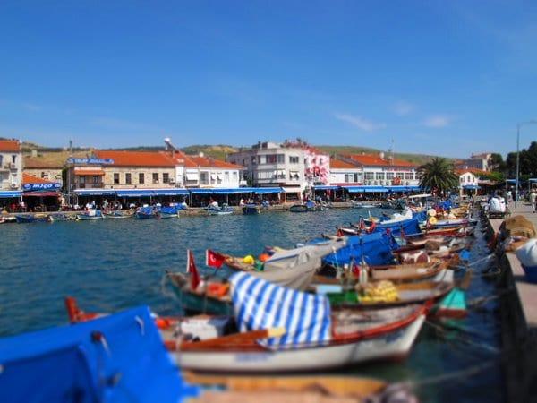 Foça Limanı